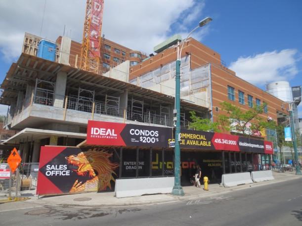 Toronto Chinatown condos
